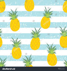 cartoon pineapple wallpaper