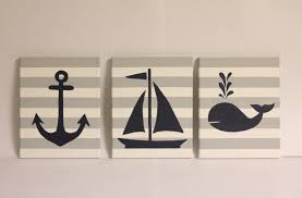Sailboat Home Decor Wall Decor Nautical Home Decoration Ideas