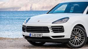 Porsche Cayenne Suv - 2019 porsche cayenne s first drive third generation porsche suv