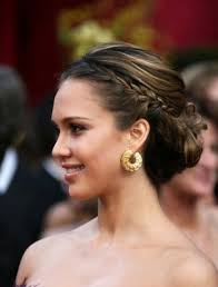 medium hairstyles updo easy updo hairstyles for thin hair bohcam