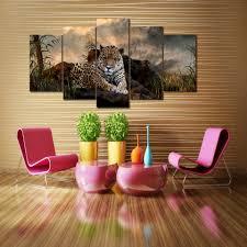 compra estampado de leopardo decoraci u0026oacute n online al por mayor