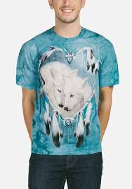 native american t shirts for men animal face t shirts online