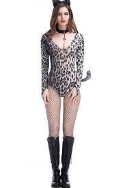 Wild Cat Halloween Costume Wildcat Costume Animal Costumes Women Animal Costumes