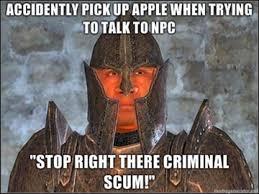 Elder Scrolls Memes - elder scrolls oblivion meme by ghostsammeo on deviantart