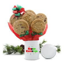 where to buy cookie tins kwanzaa cookie tin bouquet all about gifts baskets