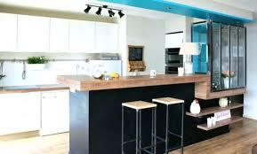 cuisine bar separation cuisine americaine meuble bar de ouverte newsindo co