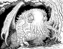 lovecraftian sketches cthulhu 1 mockman com