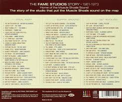 Little Richard Blind Various Artists The Fame Studios Story 1961 73 Amazon Com Music