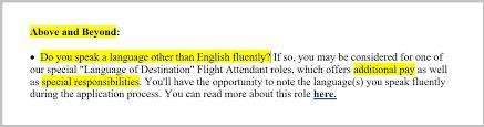 Resume For Flight Attendant Flight Attendant Resume Sample U0026 Complete Guide 20 Examples