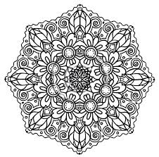 fantastic outstanding mandala coloring pages pdf amazing