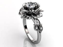flower shaped rings images Emejing flower shaped wedding rings gallery styles ideas 2018 jpg