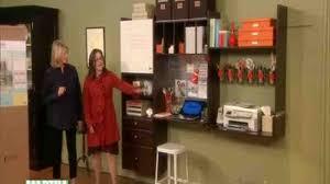 video building a sewing room in a closet part 1 martha stewart