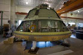Radio Modules For Water Meters Orion Flight Test Heat Shield Prepping For 2016 Water Landing