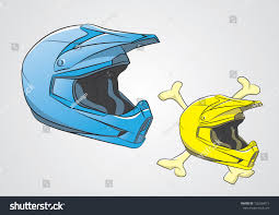 animal motocross helmet motocross helmet stock vector 126594011 shutterstock