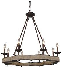 Black Metal Chandeliers Vanda Chandelier Rustic Chandeliers By Terracotta Designs