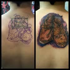 tattoo nightmares los angeles california ups turn tattoo nightmares into something beautiful