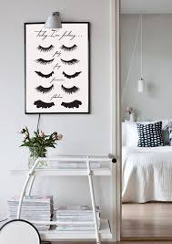 Fashion Bedroom Modest Ideas Glam Wall Decor Startling 17 Best Images About Eye