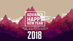advance happy new year 2018 images sms wishes quotes and greetings