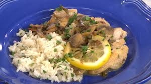 alton brown u0027s chicken piccata today com