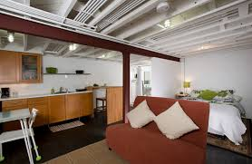 Stylish Basement Apartment Ideas - Designing a basement apartment