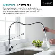 blanco meridian semi professional kitchen faucet kitchen faucets blanco professional kitchen faucets stainless