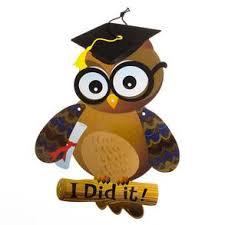 graduation owl graduation owl cutout century novelty