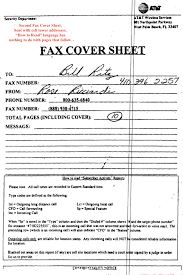 the end of the line for the fax cover sheet serialpodcastorigins