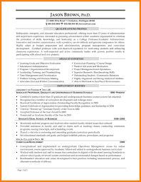 Sample Resume For Nursing Graduate by 100 Undergraduate Student Resume Career Services At The