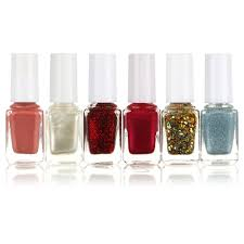 fashion 6ml 6pcs set dark color nail polish nail decoration nail