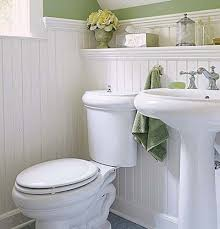 Period Bathroom Fixtures Shared Baths Beadboard Wainscoting Half Baths And Bath