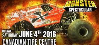 monster truck show ottawa contests ckwe radio station