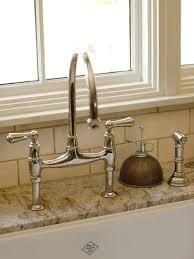 Bridge Faucets For Kitchen by Bridge Faucet Houzz
