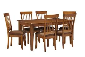 berringer 7pc dining room table set u2013 my home