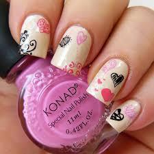 imagenes de uñas decoradas con konad opi my vire is buff various konad sting polishes born