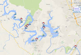 Map Of Austin Tx Area by Maps Of Lake Travis