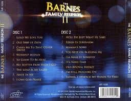 He Ll Carry You Luther Barnes Barnes Family Reunion Vol 2 Various Artists Songs Reviews