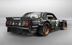 hoonigan nissan 1965 ford mustang by rtr photos specs and review rs
