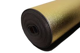 Damp Proof Underlay For Laminate Flooring Acoustic Gold Wood Flooring Underlay