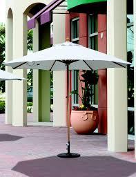 Galtech Patio Umbrellas by Wide Selection Large Umbrellas Galtech 11 U0027 Wood Market Umbrella