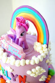 my pony cake ideas pony tiered birthday cake the baking fairy