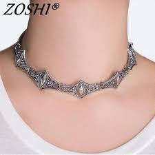 necklace for zoshi 2017 new tibetant silver necklaces fashion designer