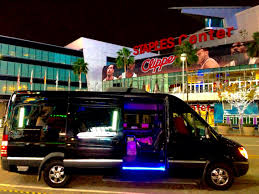 affordable concert mercedes sprinter limo service in los angeles