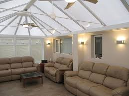 Sofas For Conservatory Wall Lights Up And Down Ignore The Furniture Conservatory