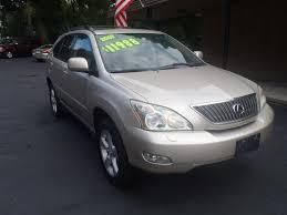 2007 lexus rx 350 used cars sale 2007 lexus rx 350 350 city pa carmix auto sales