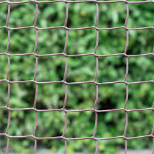 green plastic mesh 5mm x 5mm fencing garden animals fence