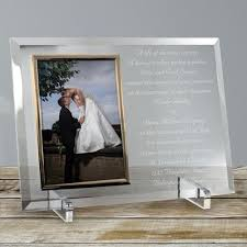 Personalized Wedding Photo Frame Personalized Glass Photo Frames Giftshappenhere Com Gifts