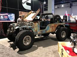 jeep honcho custom here are the wildest and wackiest jeep wranglers of the 2017 sema