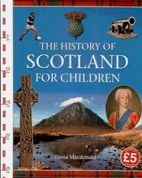 history of scotland for children fiona macdonald 9781842040737