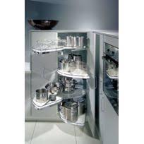 plateau le mans cuisine kessebohmer set tourniquet plateau tournant revo 90 degres pour