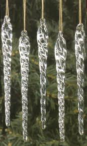 club pack of 72 palace clear twisted glass icicle